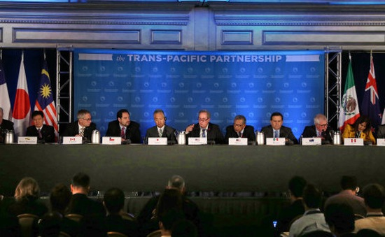 Hiệp định TPP được dự đoán giúp kinh tế thế giới tăng 300 tỷ USD/năm