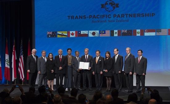 Chính phủ chuẩn bị trình Quốc hội phê chuẩn TPP