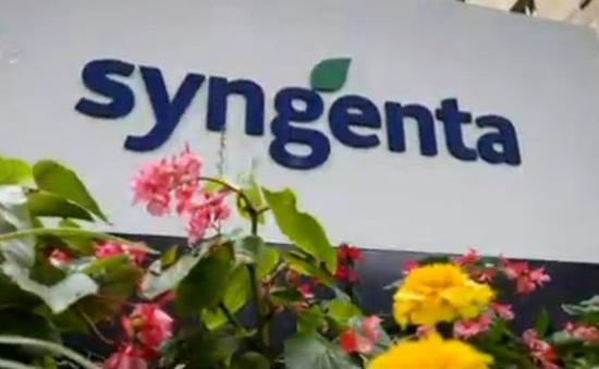 Trung Quốc mua lại công ty hóa chất Thụy Sĩ với giá 43 tỷ USD