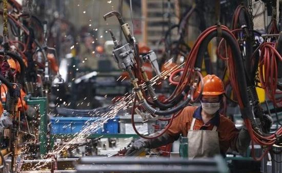 Ngành dịch vụ chiếm 1/2 GDP Trung Quốc