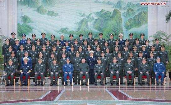 Trung Quốc cải tổ 4 cơ quan đầu não quân đội