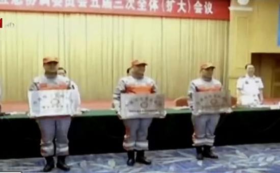 Trung Quốc thành lập đội cứu hộ hạt nhân khẩn cấp đầu tiên