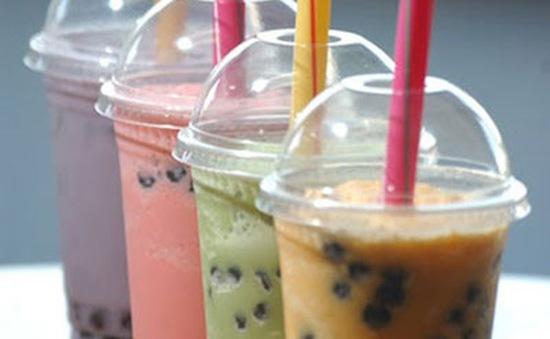 Nguy cơ tiểu đường, béo phì từ trà sữa trân châu
