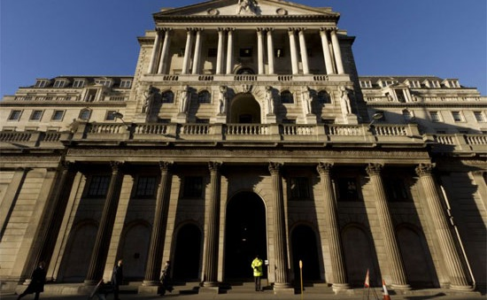 Lợi suất trái phiếu chính phủ Anh giảm xuống mức thấp kỷ lục