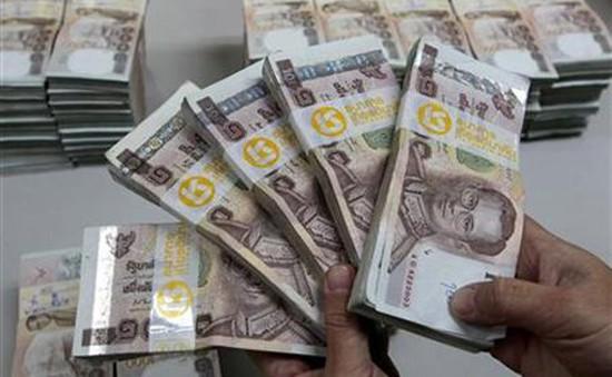 Trái phiếu Chính phủ Thái Lan bị bán ra kỷ lục