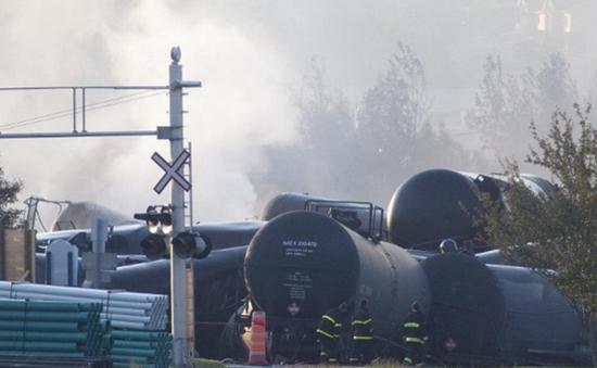 Tàu chở khí đốt ở Bulgria phát nổ, gây nhiều thương vong