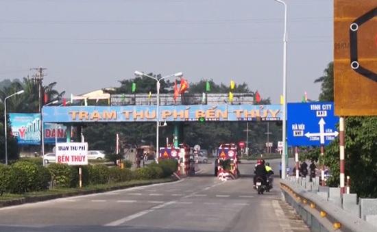 Đề nghị miễn phí qua cầu Bến Thủy cho dân địa phương