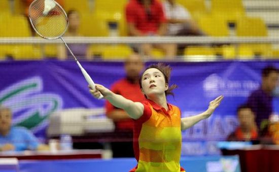 Cơ hội cho các tay vợt cầu lông nữ Việt Nam dự Olympic Tokyo 2020
