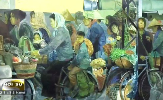 30 năm mỹ thuật Việt Nam thời kỳ đổi mới