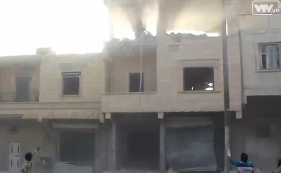 Giao tranh tiếp diễn tại Aleppo, Syria bất chấp lệnh ngừng bắn