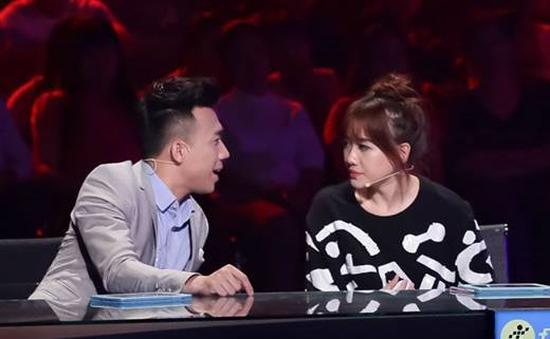 Biến hóa hoàn hảo: Trấn Thành - Hari Won lần đầu sánh đôi trên ghế nóng