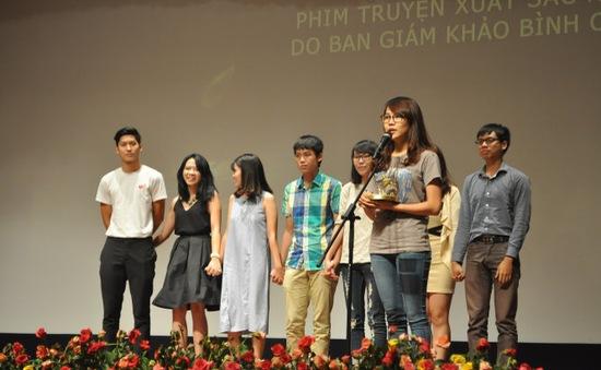 Bất ngờ lớn tại Giải thưởng điện ảnh Búp sen Vàng năm 2016