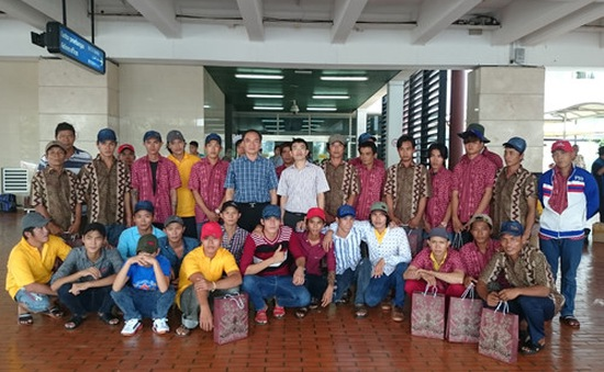 Indonesia sẽ sớm trao trả 128 ngư dân Việt Nam