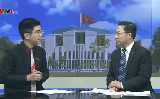 Ý kiến về báo cáo của Viện trưởng Viện Kiểm sát nhân dân Tối cao