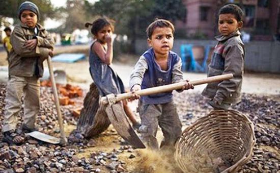 Ngày 12/6 - Ngày thế giới chống lại lao động trẻ em