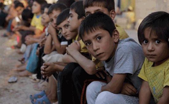 UNICEF: 3,6 triệu trẻ em Iraq đối mặt nguy hiểm