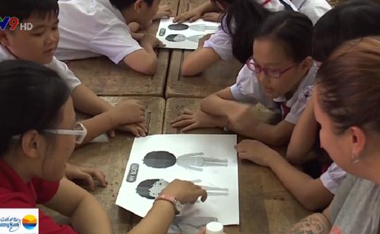 Mô hình trường học thân thiện dạy trẻ lên tiếng bảo vệ mình