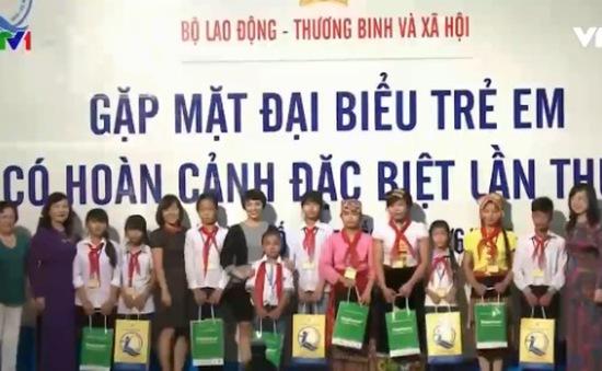 Nhiều hoạt động thiết thực trong Tháng Hành động vì trẻ em