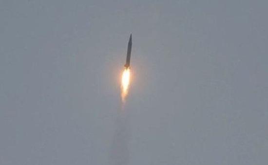 Triều Tiên bắn 2 quả tên lửa ra biển