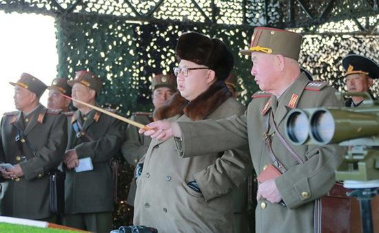 Triều Tiên có thể đang chuẩn bị thử tên lửa đạn đạo