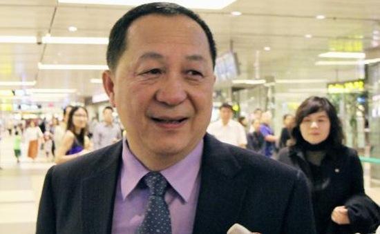 Triều Tiên có Bộ trưởng Ngoại giao mới