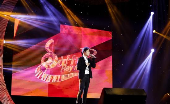 """Dù rất nổi tiếng nhưng Trịnh Thăng Bình vẫn """"rớt đài"""" tại Sing My Song"""