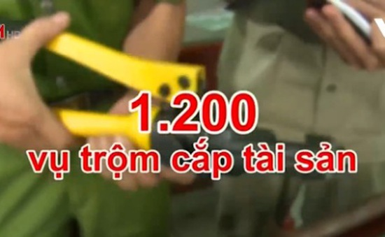 TP.HCM: Nhiều vụ mất trộm trong kỳ nghỉ lễ