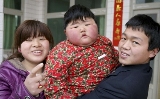 Gia tăng tỷ lệ béo phì ở nông thôn Trung Quốc