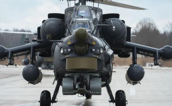 Nga bán cho Algeria 40 trực thăng chiến đấu MI-28NE