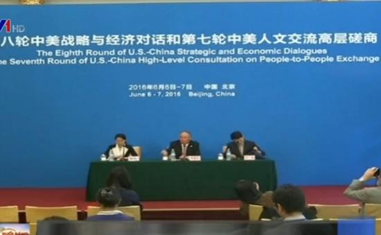 Trung Quốc, Mỹ hợp tác ứng phó biến đổi khí hậu
