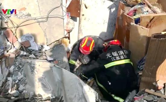 Nổ gas tại khu chung cư ở Trung Quốc, ít nhất 10 người thương vong