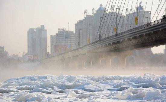 Trung Quốc lạnh kỷ lục trong 30 năm