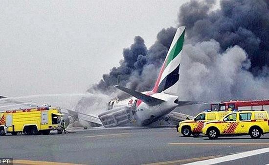 Trúng số 1 triệu USD sau khi thoát chết trong tai nạn máy bay