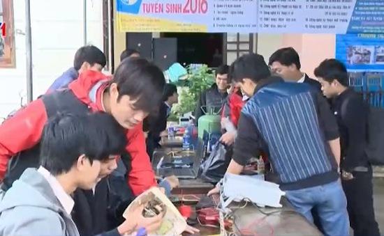Huế: Đưa trường nghề đến gần với thanh niên nông thôn