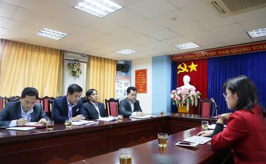 Quỹ Tấm lòng Việt - Đài THVN chuẩn bị cho các hoạt động thiện nguyện tại Lào Cai