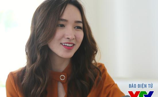 Dẫn dắt Vietnam Idol Kids, Thảo My được MC Thanh Bạch truyền lửa