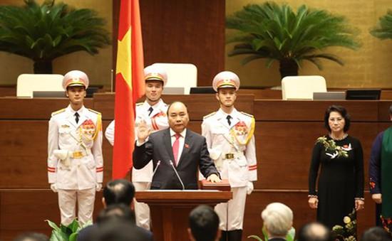 """Thủ tướng Nguyễn Xuân Phúc: """"Cần phải có trách nhiệm đối với từng đồng tiền thuế của dân"""""""
