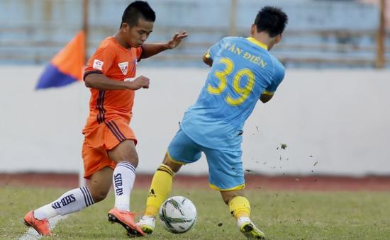 SHB Đà Nẵng 1-0 Sanna Khánh Hòa: Ấn tượng Merlo
