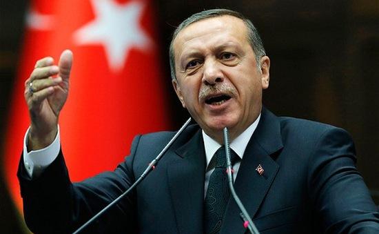 Tổng thống Thổ Nhĩ Kỳ chỉ trích Bỉ sau vụ tấn công Brussels