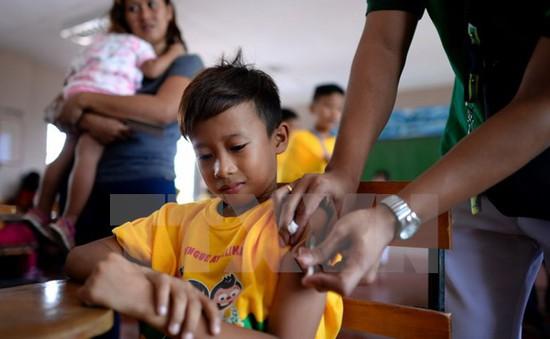 Sanofi sản xuất 500.000 liều vaccine chống sốt xuất huyết