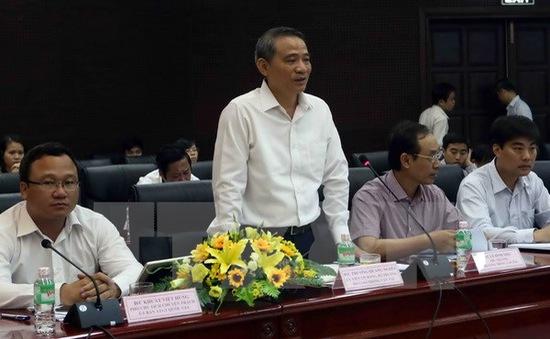 """""""Không để xảy ra lún nền đường trên cao tốc Đà Nẵng - Quảng Ngãi"""""""