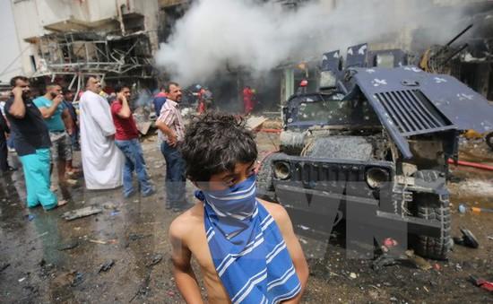 IS thừa nhận thực hiện 2 vụ đánh bom đẫm máu ở Baghdad, Iraq