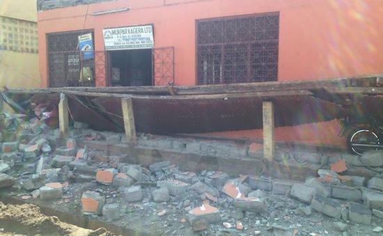 Hơn 200 người thương vong trong trận động đất tại Tanzania