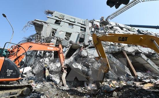Động đất ở Đài Loan: Số người thiệt mạng đã tăng lên 35 người