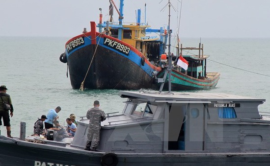 Indonesia sử dụng dữ liệu vệ tinh chống đánh cá trái phép