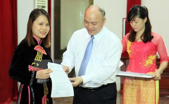 Bố trí trí thức trẻ ưu tú làm Phó Chủ tịch xã