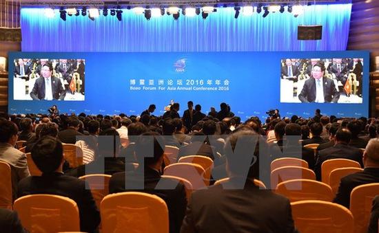 Khai mạc Hội nghị thường niên Diễn đàn Bác Ngao châu Á 2016