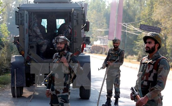 Quân đội Ấn Độ trong tình trạng báo động sau vụ tấn công doanh trại