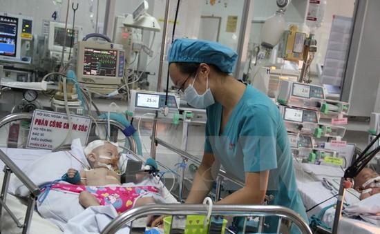 Khánh thành bệnh viện Nhi đồng công lập lớn nhất ĐBSCL