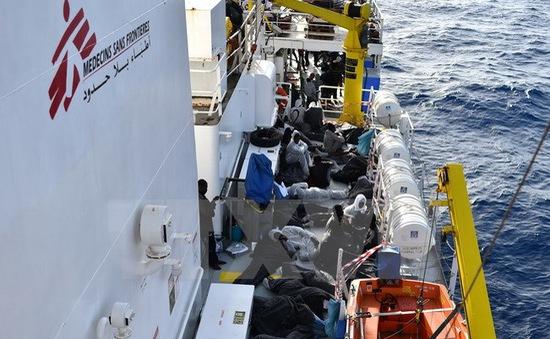 700 người di cư có thể đã thiệt mạng ở Địa Trung Hải